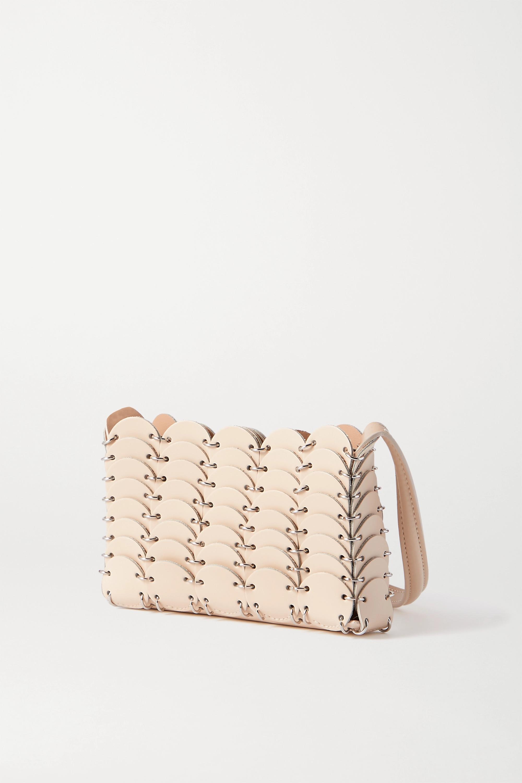 Paco Rabanne Leather shoulder bag