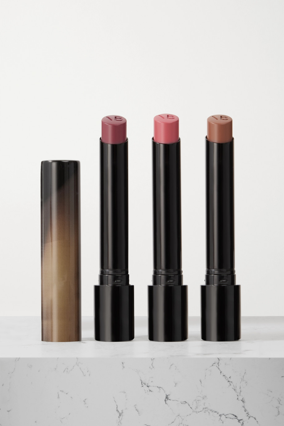 Victoria Beckham Beauty Posh Lipstick Trio: The VB Edit – Lippenstiftset