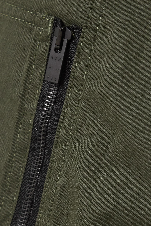 MCQ Cotton-drill track pants
