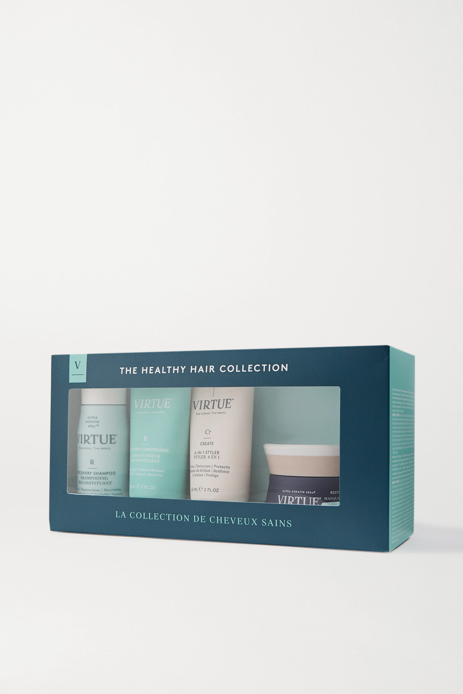 Virtue The Healthy Hair Collection