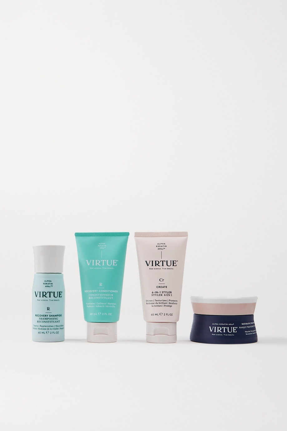 Virtue The Healthy Hair Collection – Haarpflegeset
