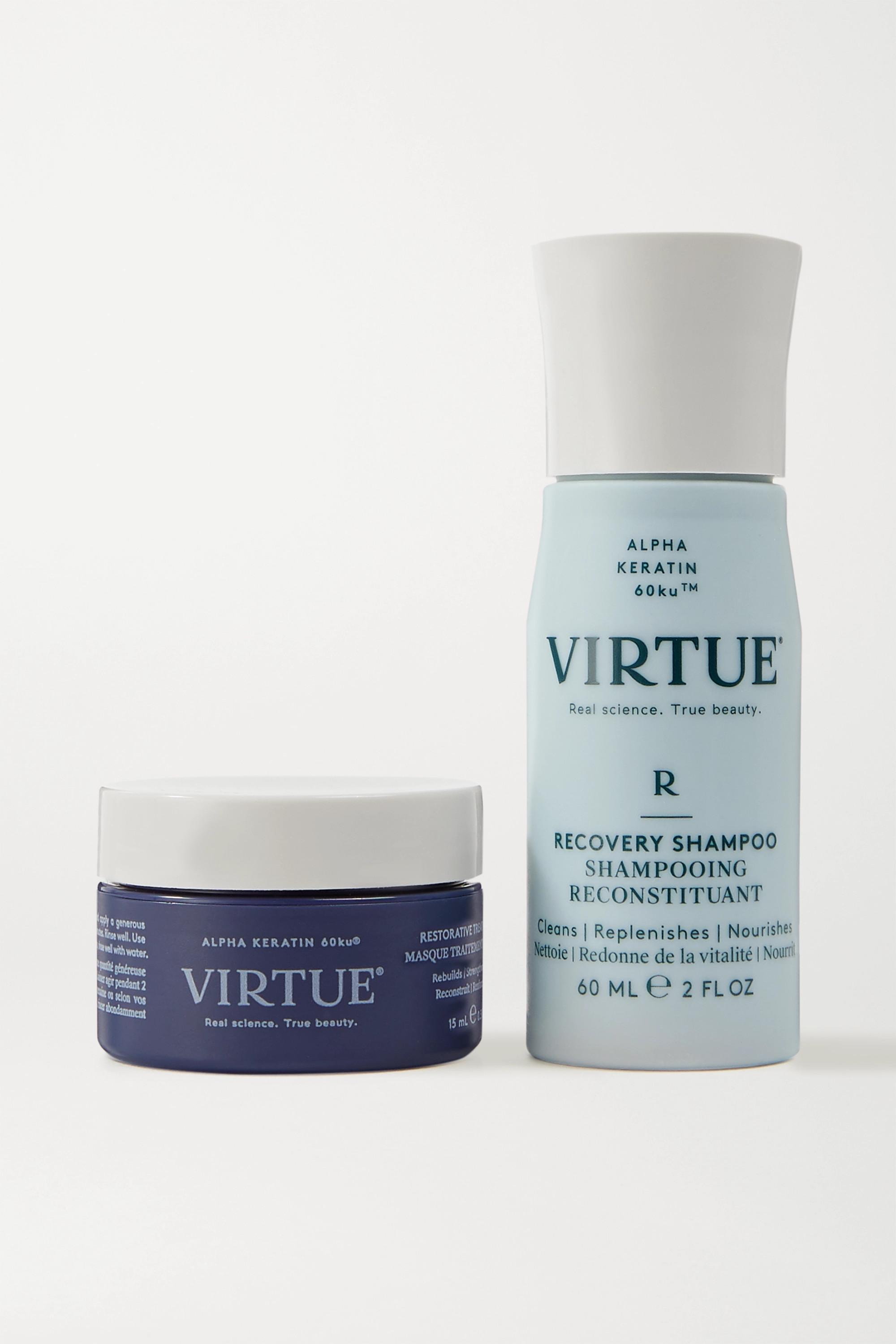 Virtue Healthy Hair 2 Go: Recovery Set – Haarpflegeset