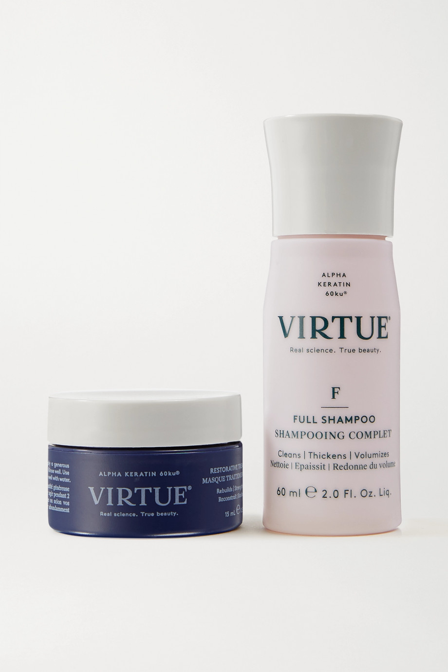 Virtue Healthy Hair 2 Go: Full Set