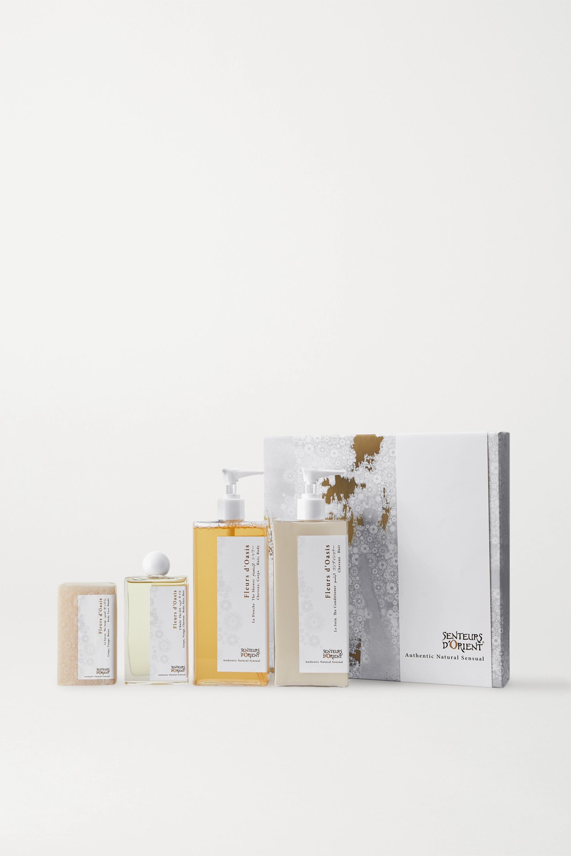 Senteurs d'Orient Fleurs d'Oasis Body Gift Set – Geschenkset