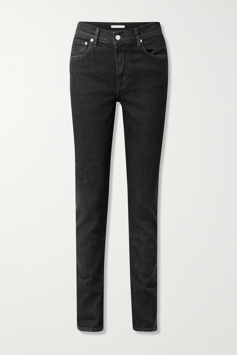 Helmut Lang High-rise skinny jeans