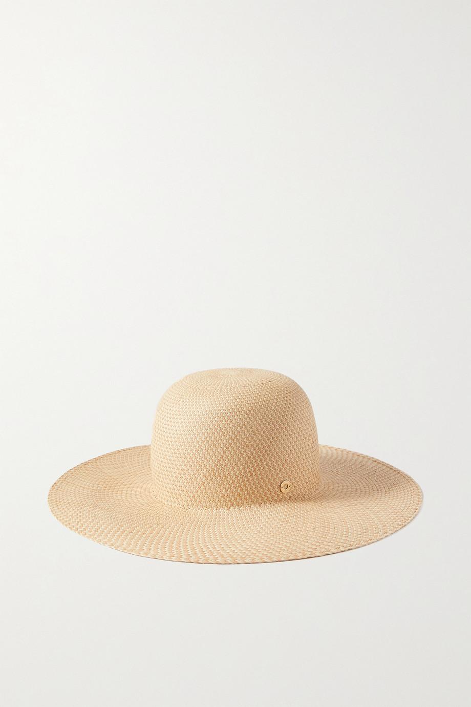 Loro Piana Chapeau en paille La Fossette