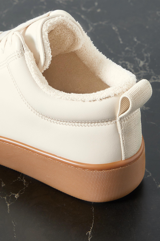 Bottega Veneta Leather platform sneakers