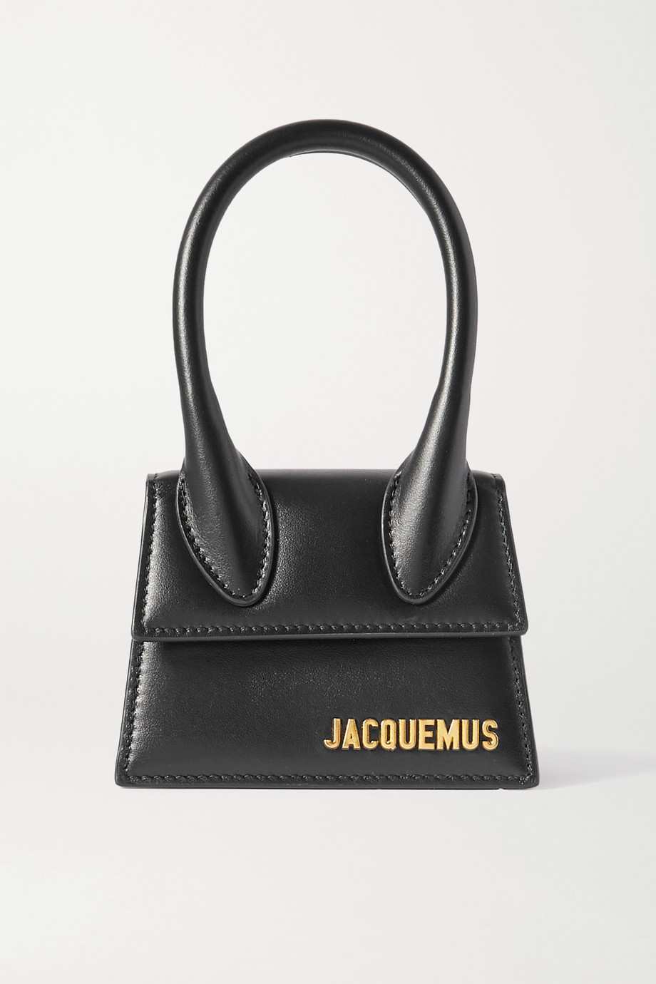 Jacquemus Le Chiquito mini leather tote