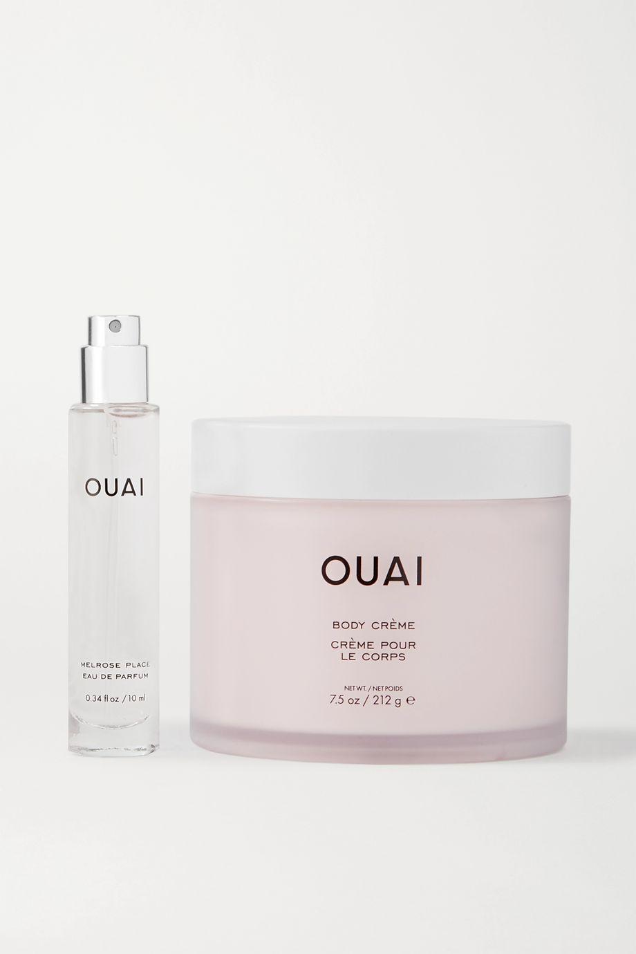 OUAI Haircare Melrose Place Fragrance Kit