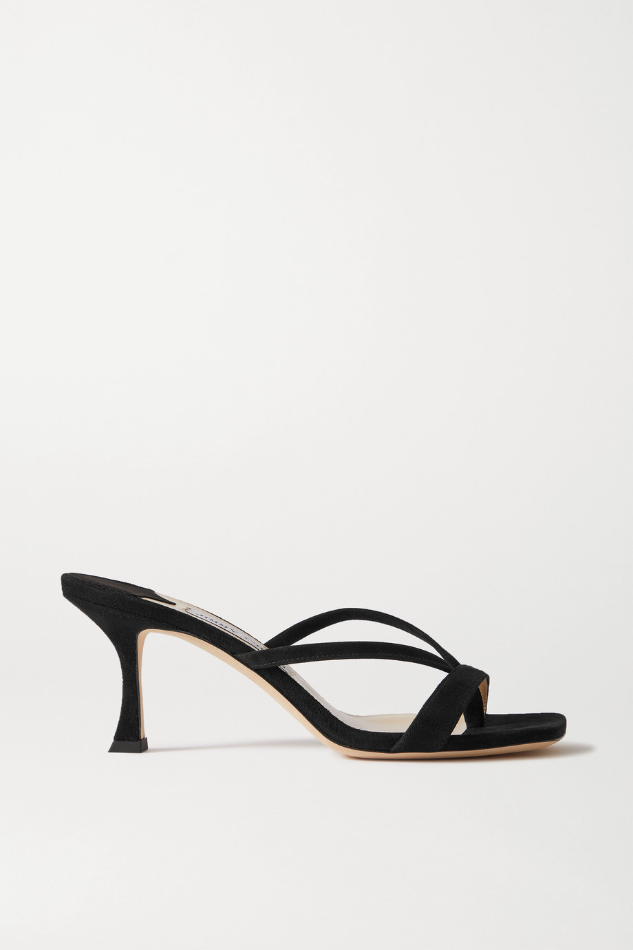 Jimmy Choo Maelie 70 suede sandals