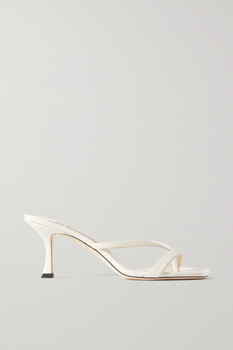 Jimmy Choo Maelie 70 leather sandals