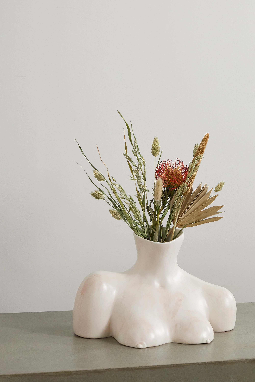 Anissa Kermiche Breast Friend Keramikvase