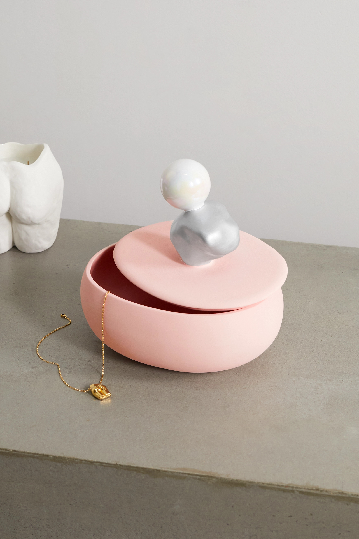 Anissa Kermiche Ceramic jewelry box