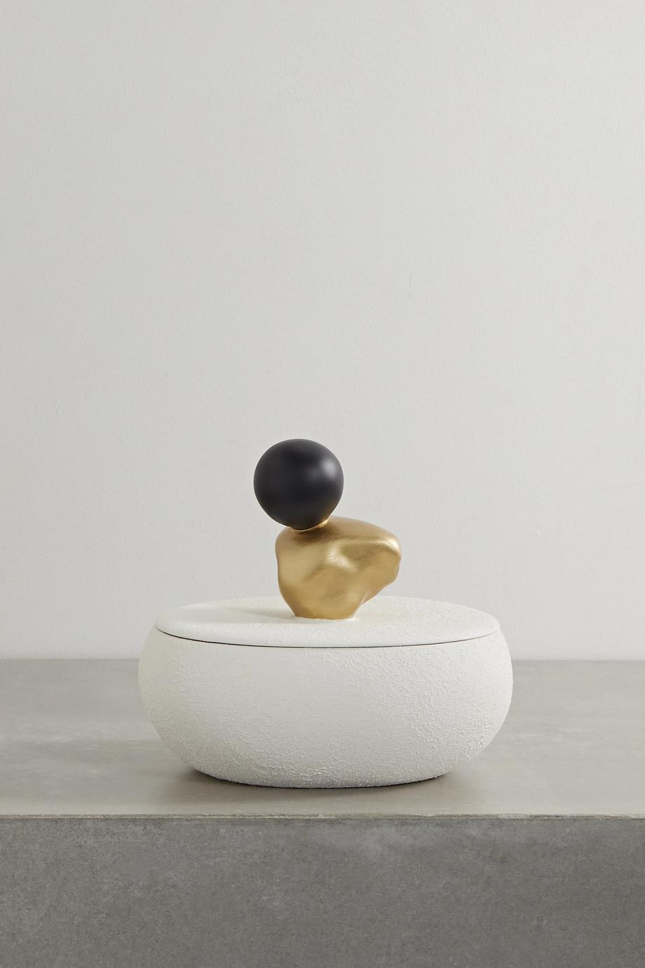 Anissa Kermiche Earthenware jewelry box