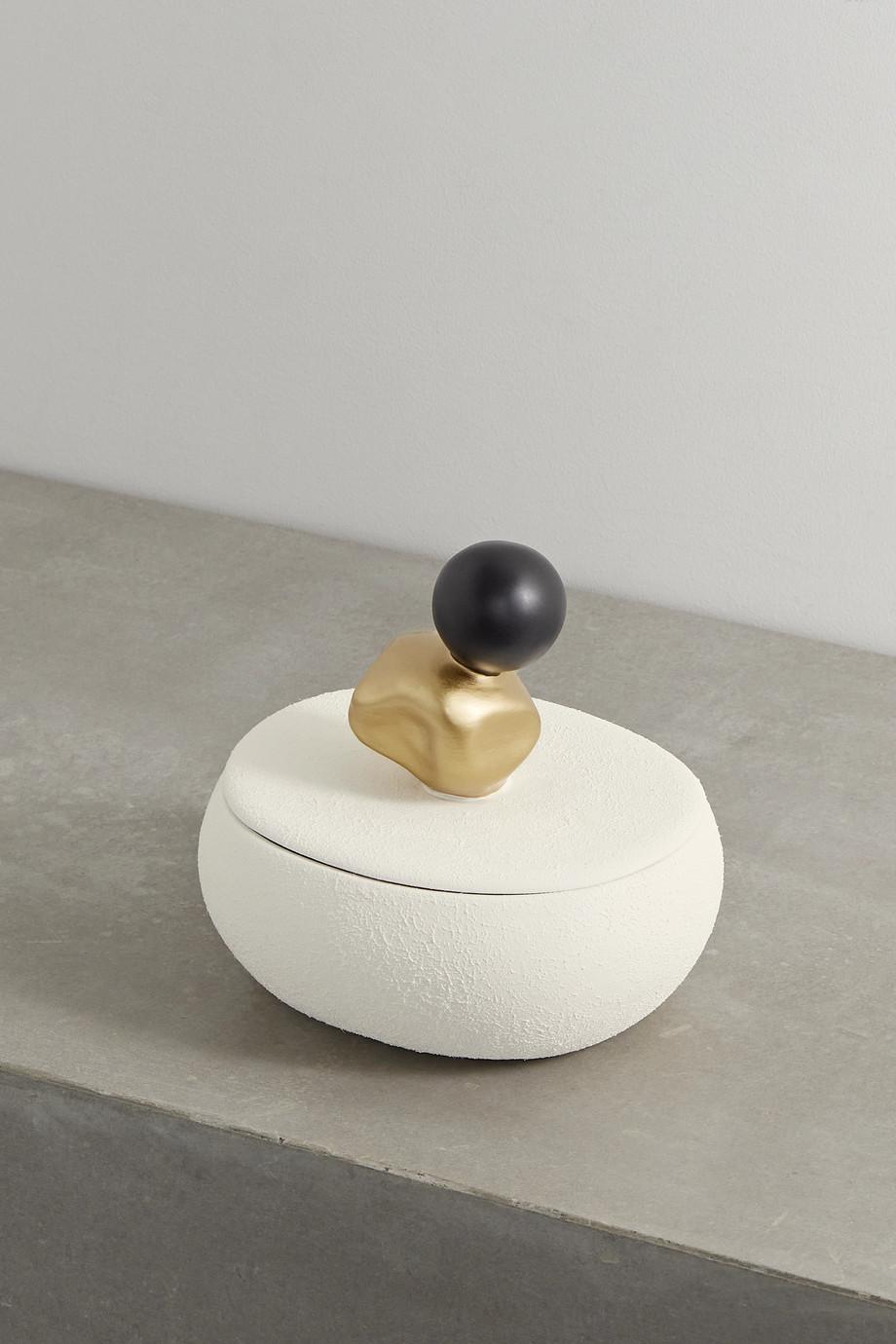 Anissa Kermiche Boite à bijoux en céramique