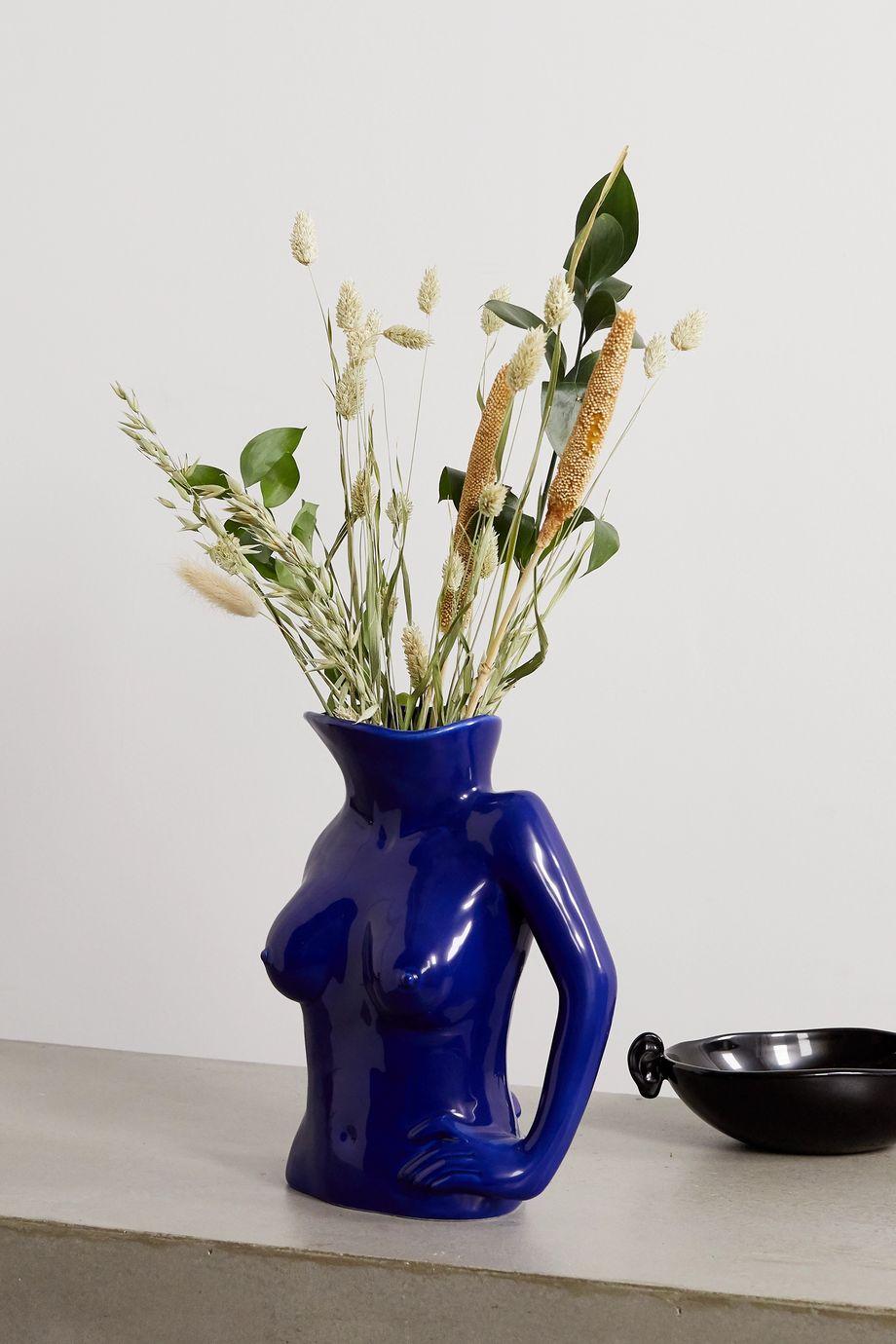 Anissa Kermiche Vase en céramique Jugs Jug