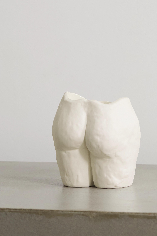Anissa Kermiche Popotin ceramic candle, 420g