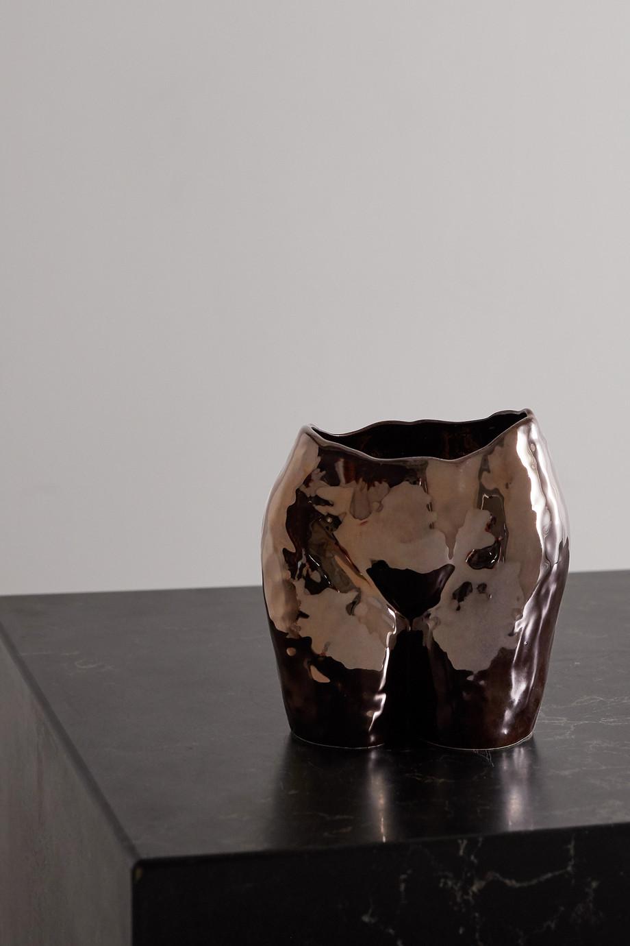 Anissa Kermiche Popotin ceramic pot
