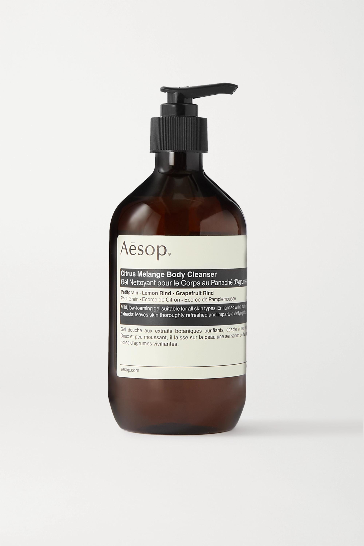 Aesop Citrus Melange Body Cleanser, 500 ml – Duschgel