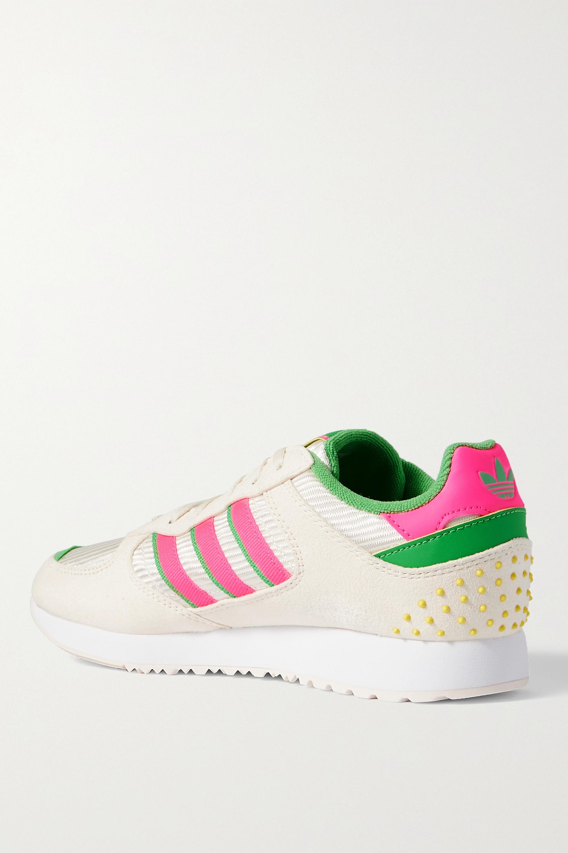 adidas Originals Baskets en daim et cuir synthétiques, nylon et gros-grain Special 21 W