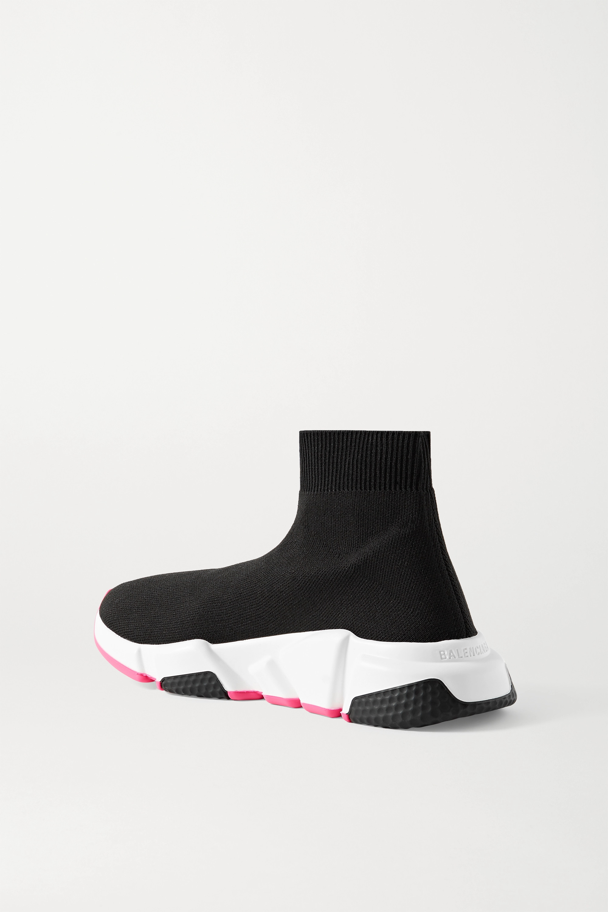 Balenciaga Speed Lt stretch-knit high-top sneakers