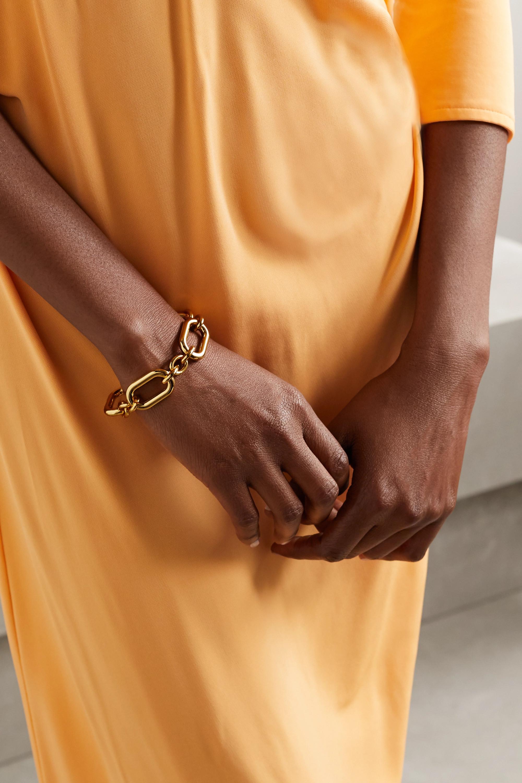 éliou Giorgia gold-plated bracelet