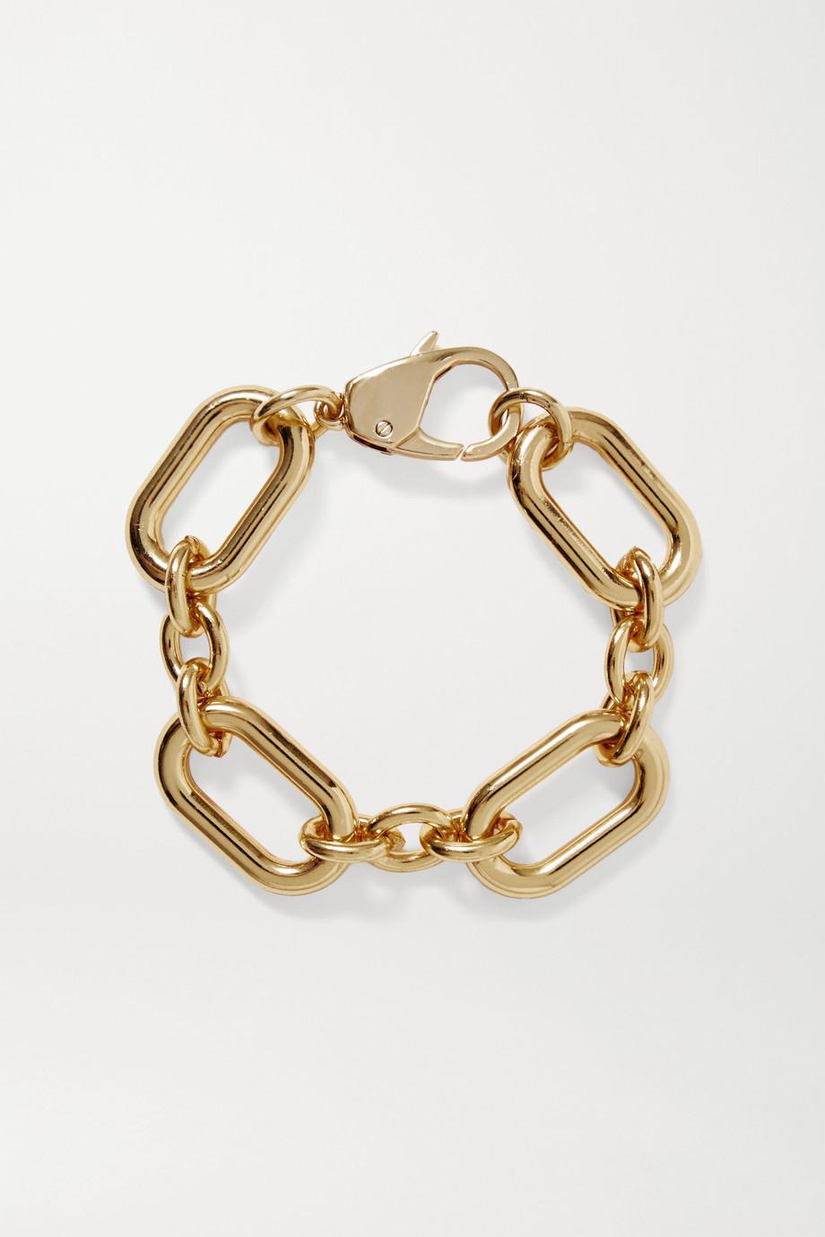 éliou Giorgia vergoldetes Armband