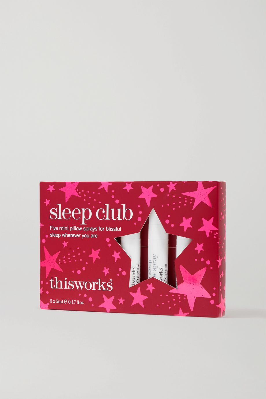 This Works Sleep Club Set