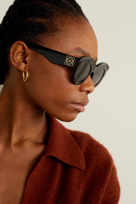 Loewe Cat-eye acetate sunglasses