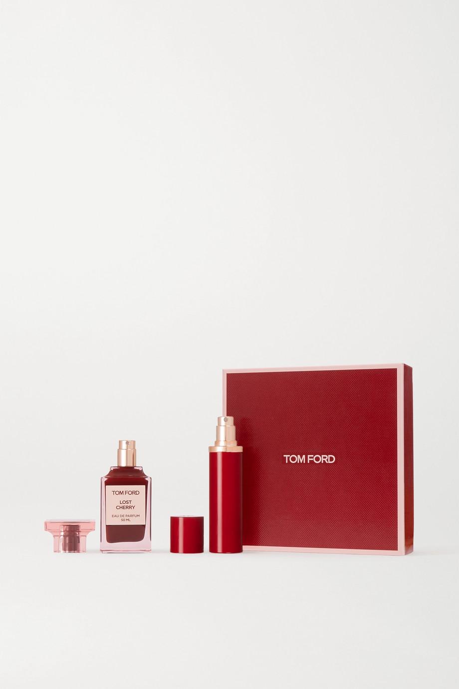 TOM FORD BEAUTY Coffret d'eaux de parfum Lost Cherry, 50 ml et 10 ml