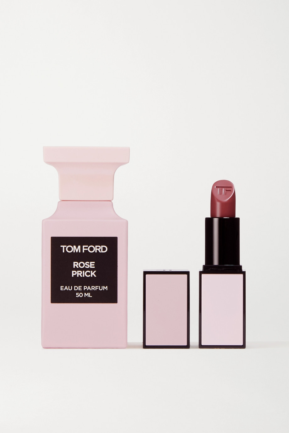 TOM FORD BEAUTY Rose Prick Gift Set – Set aus Eau de Parfum und Lippenstift