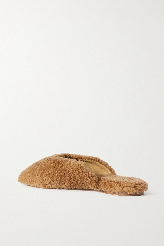 Sleeper Shearling slippers