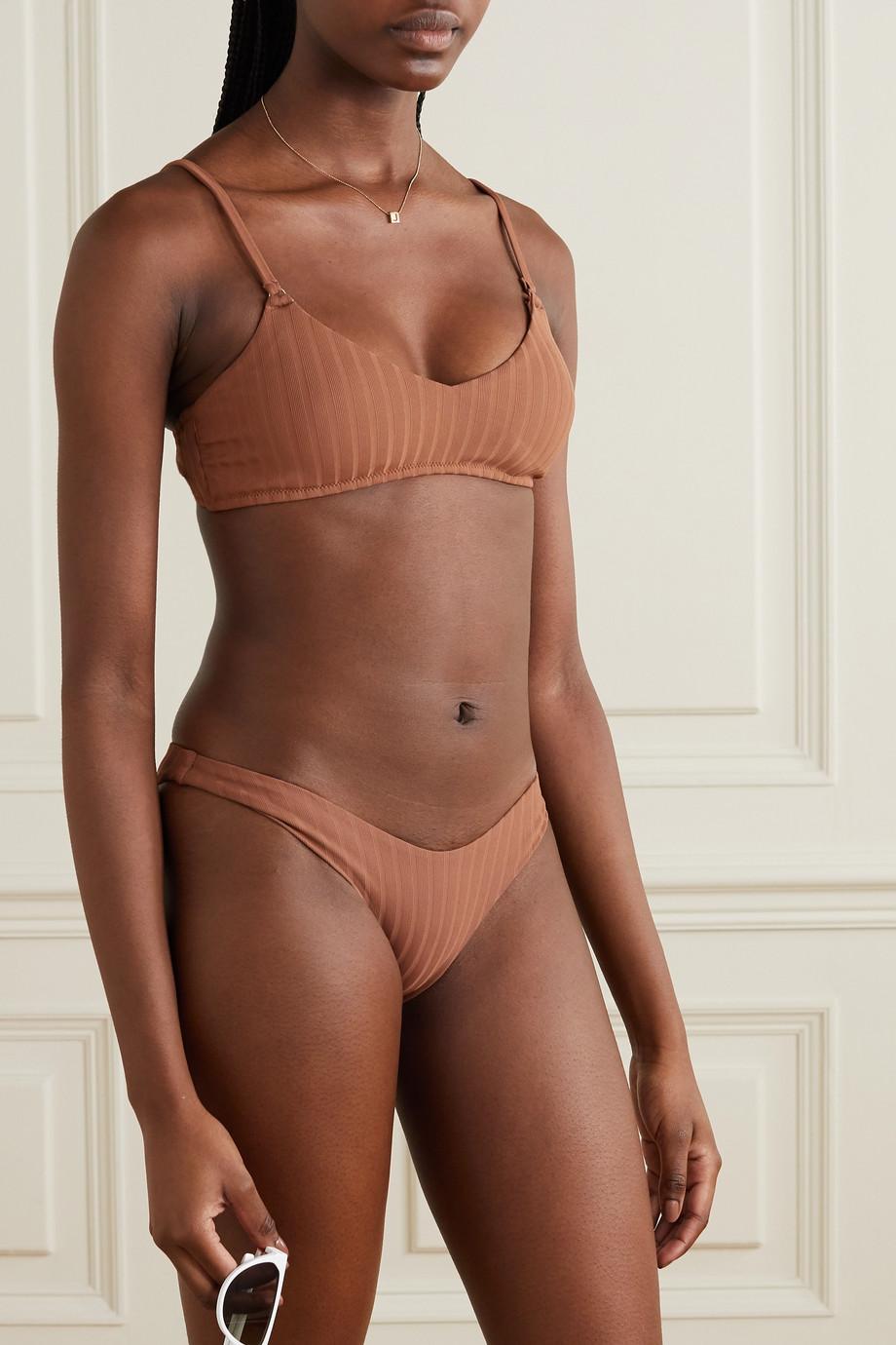 Melissa Odabash Vienna geripptes Bikini-Höschen