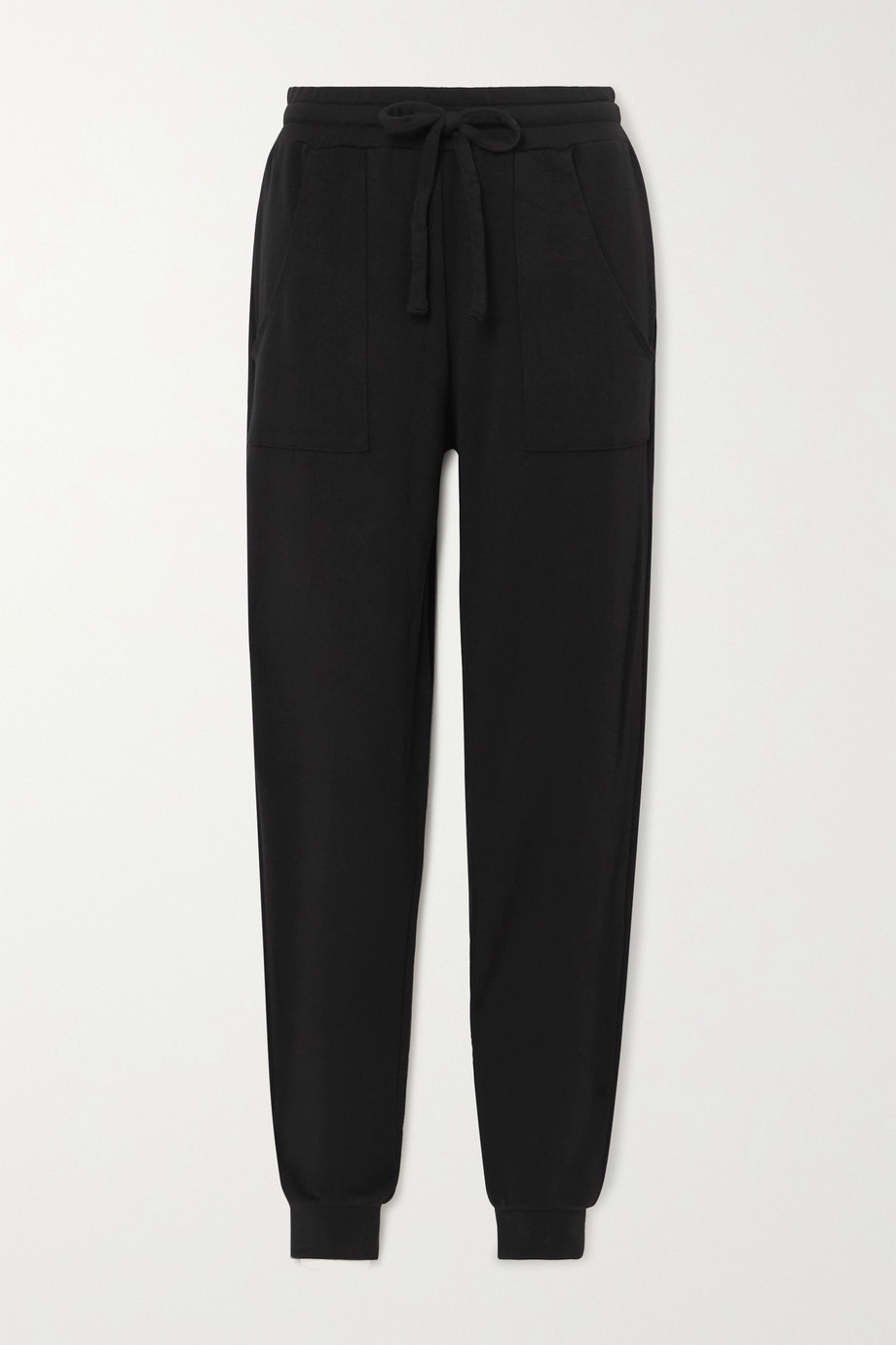 Year of Ours Modal-blend French terry track pants