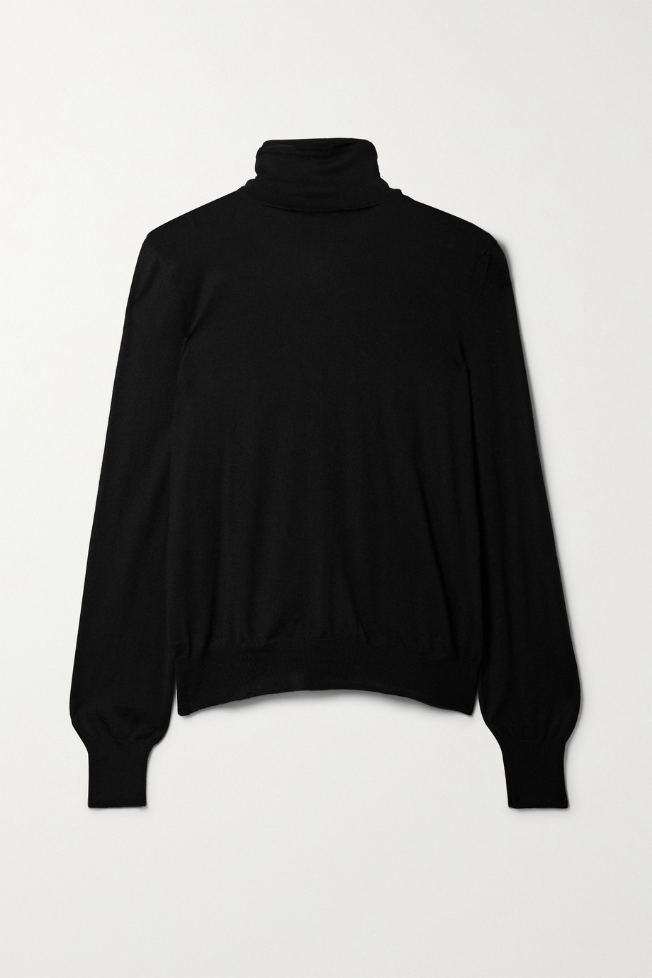 The Row Lambeth cashmere turtleneck sweater