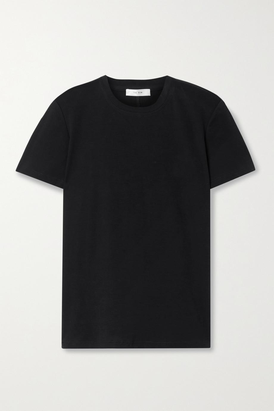 The Row T-shirt en jersey de coton Wesler
