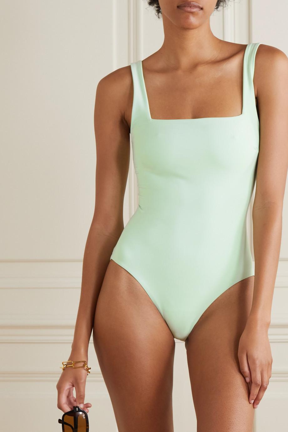 BONDI BORN + NET SUSTAIN x LG Electronics Margot swimsuit