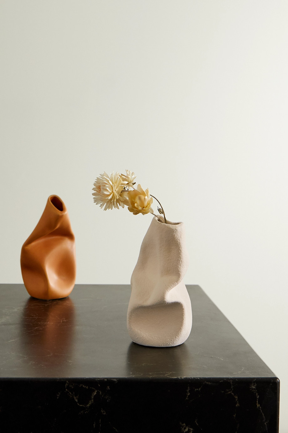 Completedworks + Ekaterina Bazhenova Yamasaki Wake ceramic vase
