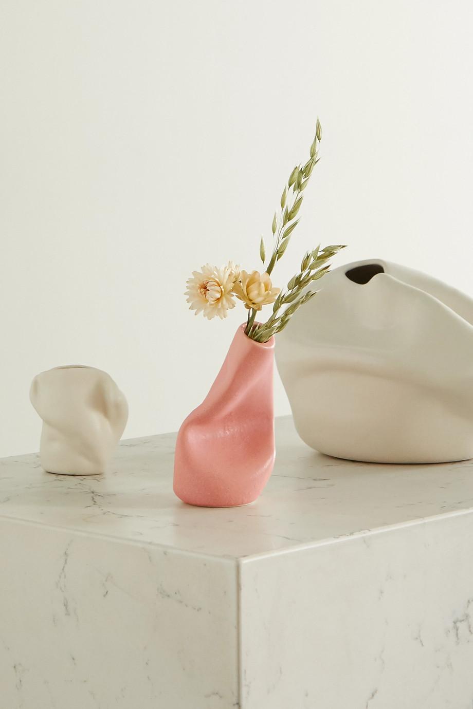 Completedworks + Ekaterina Bazhenova Yamasaki Solitude – Keramikvase