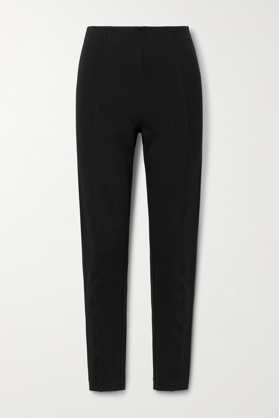 Ninety Percent Pantalon slim en jersey de coton biologique mélangé - NET SUSTAIN