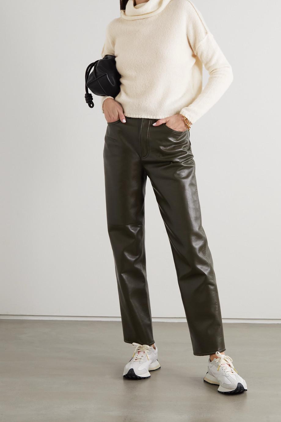 James Perse Cashmere turtleneck sweater