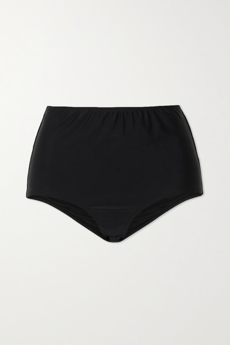 Cover + NET SUSTAIN Bikini-Höschen aus Stretch-Material