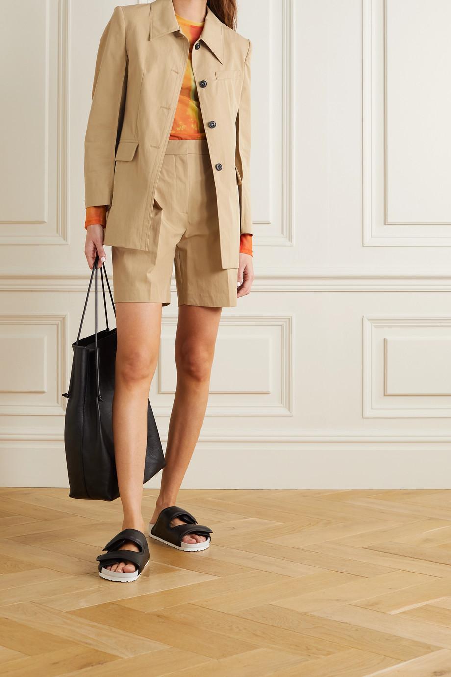 LOW CLASSIC Cotton-blend twill blazer