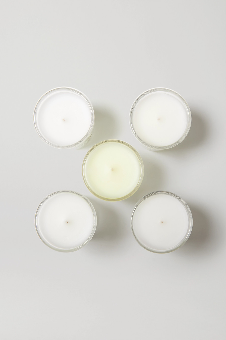 Diptyque Set of five scented candles, 5 x 35g