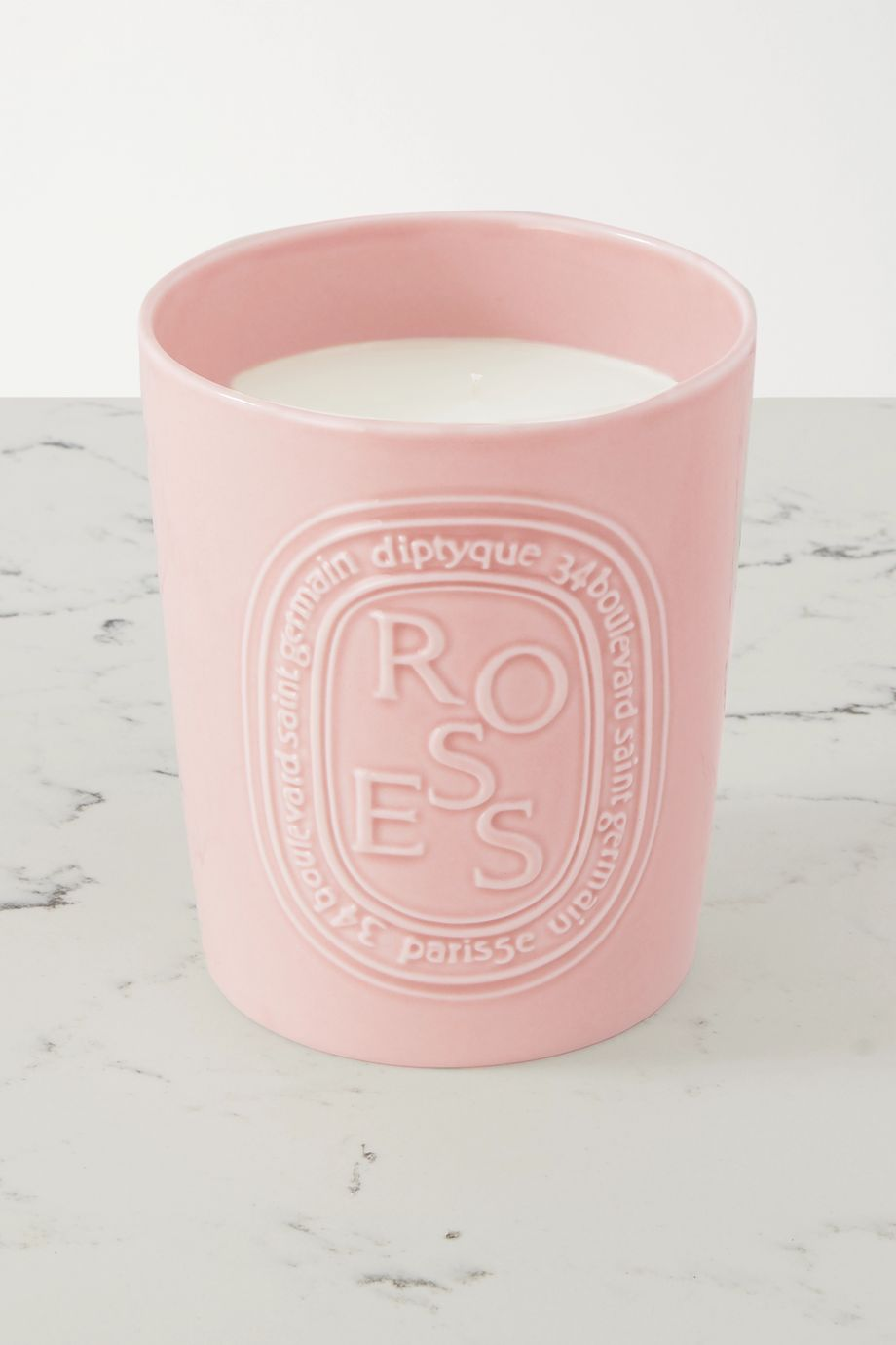 Diptyque Roses scented candle, 600g