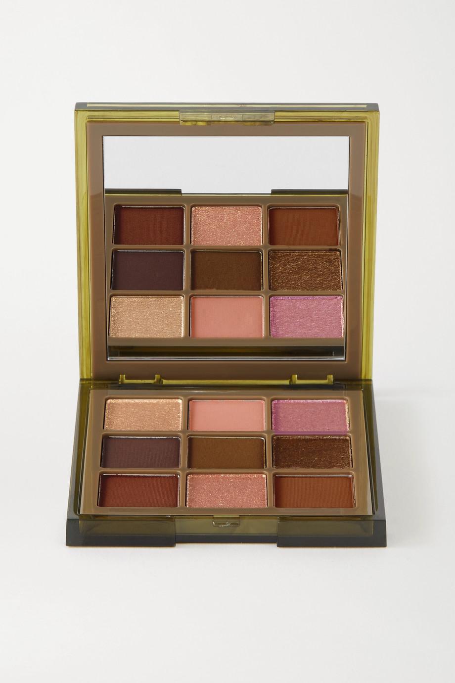 Huda Beauty Haze Obsessions Eyeshadow Palette – Khaki – Lidschattenpalette