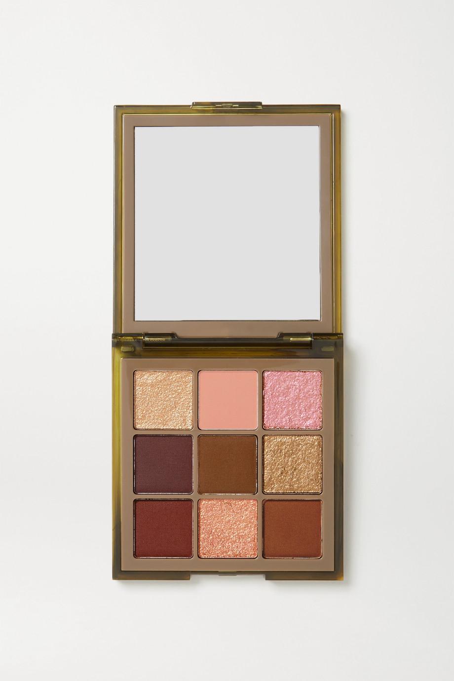Huda Beauty Haze Obsessions Eyeshadow Palette – Khaki – Lidschattenpallette