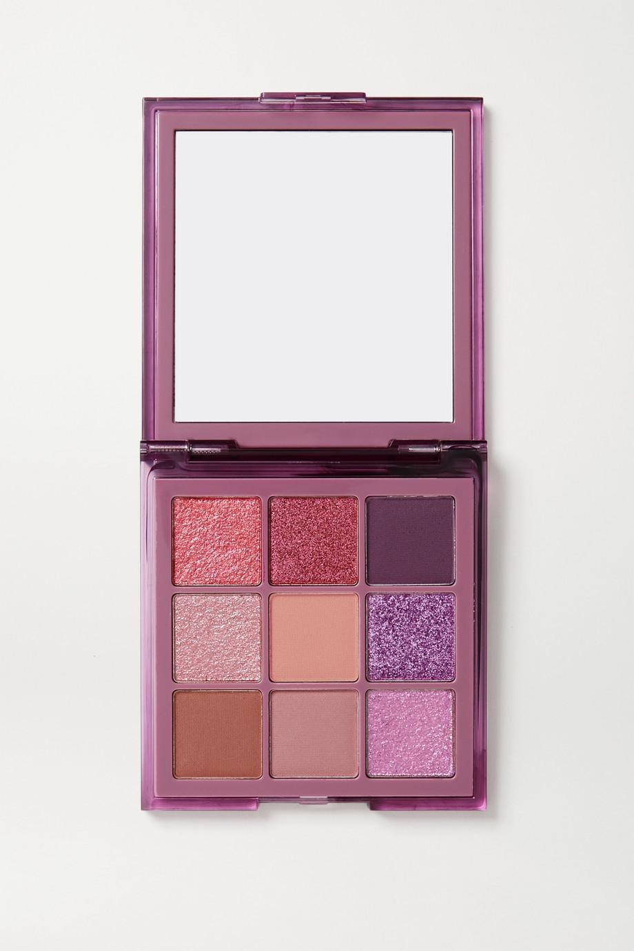 Huda Beauty Haze Obsessions Eyeshadow Palette – Purple – Lidschattenpalette