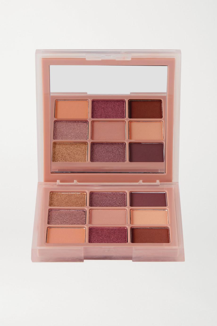 Huda Beauty Haze Obsessions Eyeshadow Palette  – Sand – Lidschattenpalette