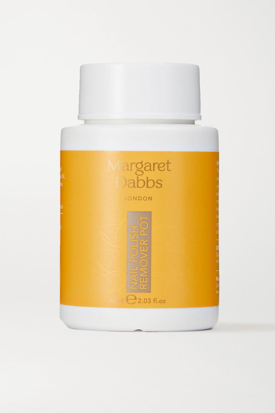 Margaret Dabbs London Nail Polish Remover Pot, 60 ml – Nagellackentferner